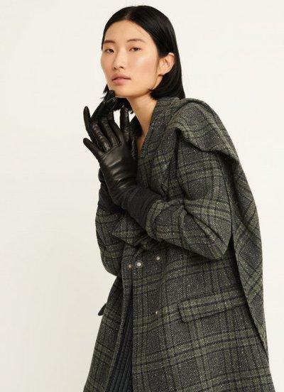 Перчатки и варежки - Fabiana Filippi для ЖЕНЩИН онлайн на Kate&You - AAD119W391-0000-A255-VRU - K&Y4384