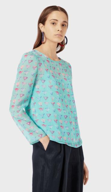 Emporio Armani - Bluse per DONNA online su Kate&You - 5NC08T525011017 K&Y8191