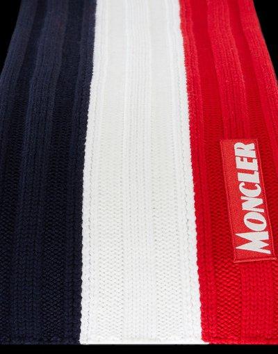 Moncler - Sciarpe per UOMO online su Kate&You - 0919903300A9090455 K&Y2642