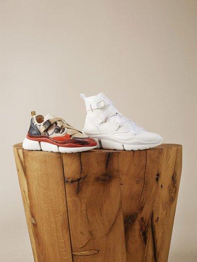 Chloé - Baskets pour HOMME online sur Kate&You - CHC19S05075101 K&Y4966
