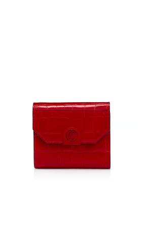 Christian Louboutin Portafogli Porte-Feuille Compact Elisa Kate&You-ID8682