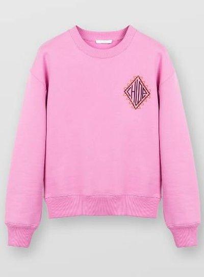 Chloé Sweatshirts & Hoodies SWEAT COL ROND Kate&You-ID11175