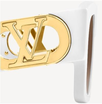 Louis Vuitton - Sunglasses - for WOMEN online on Kate&You - Z1542W LUNETTES DE SOLEIL CARRÉES LV LINK K&Y10951