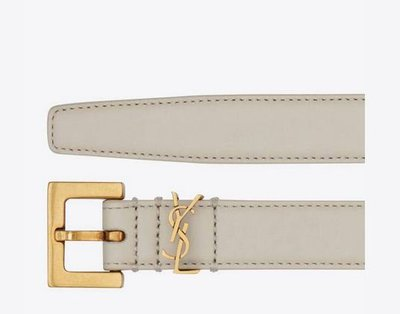 Yves Saint Laurent - Belts - for MEN online on Kate&You - 554465BOO0W9207 K&Y10754