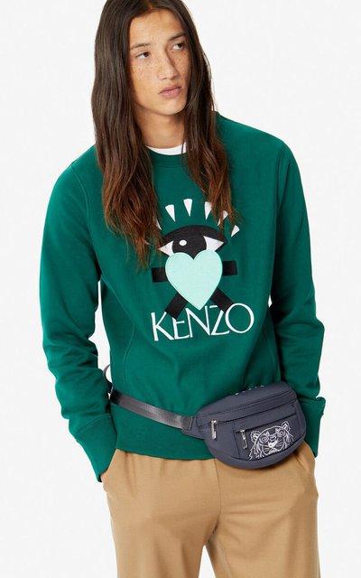Kenzo - Zaini & Marsupi per UOMO online su Kate&You - F965SF307FO6.98.TU K&Y3424