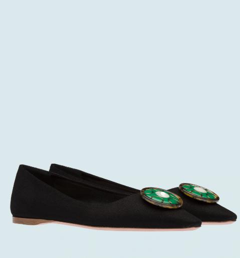 Miu Miu Ballerina Shoes Kate&You-ID7015