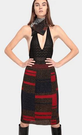 Missoni - Knee length skirts - for WOMEN online on Kate&You - MDH00226BK00QGL401I K&Y9727