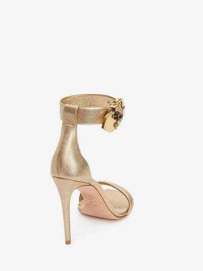 Туфли - Alexander McQueen для ЖЕНЩИН онлайн на Kate&You - 571312WHTM28000 - K&Y2449
