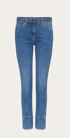 Valentino Straight-Leg Jeans Kate&You-ID8655