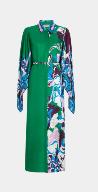 Emilio Pucci Robes Longues Kate&You-ID8108