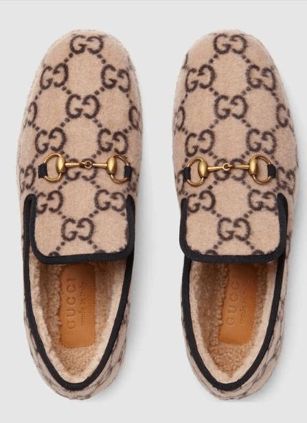 Gucci - Mocassins pour HOMME online sur Kate&You - 574845 G3810 9766 K&Y6181