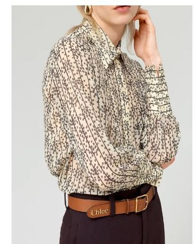 Chloé - Shirts - CHEMISE FLUIDE for WOMEN online on Kate&You - CHC21AHT91310395 K&Y11177