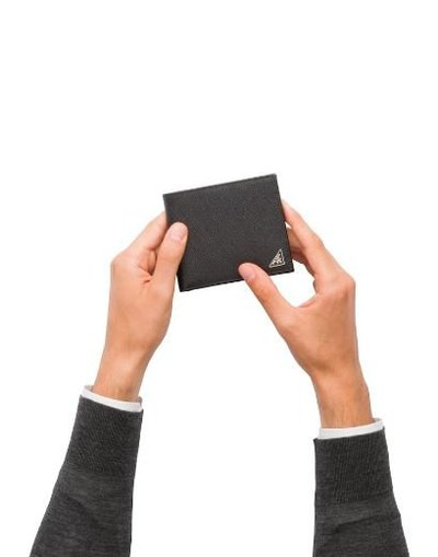 Prada - Wallets & cardholders - for MEN online on Kate&You - 2MO513_QHH_F0002  K&Y12224