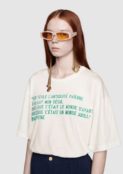 Gucci - T-shirts - for WOMEN online on Kate&You - 539081 XJCCY 9121 K&Y5942
