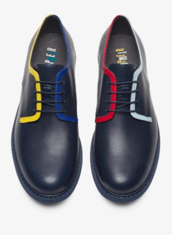Camper - Chaussures à lacets pour HOMME online sur Kate&You - K100496-003 K&Y7507