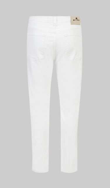Etro - Slim-Fit Trousers - for MEN online on Kate&You - 201U1W41791300990 K&Y7351