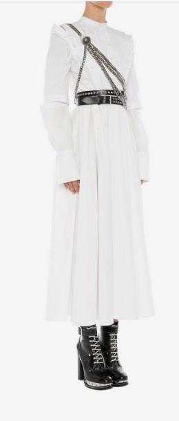Alexander McQueen - Vestiti lunghi per DONNA online su Kate&You - 596429QAAAD0911 K&Y5884