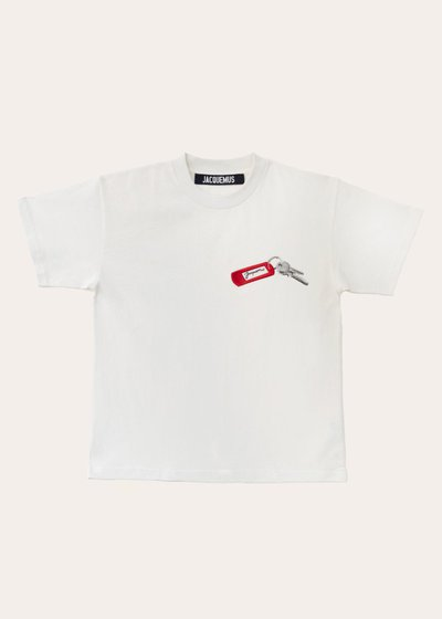 Jacquemus T-shirts Kate&You-ID5001