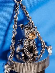 Dior - Keyrings & chains - for MEN online on Kate&You - V0441HOMMT_D010 K&Y6005