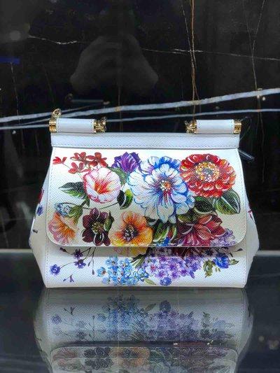 Dolce & Gabbana Sacs portés épaule Medium Sicily  Kate&You-ID1458