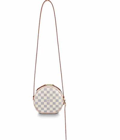 Louis Vuitton Mini Bags SAC BOÎTE CHAPEAU SOUPLE PM Kate&You-ID8287