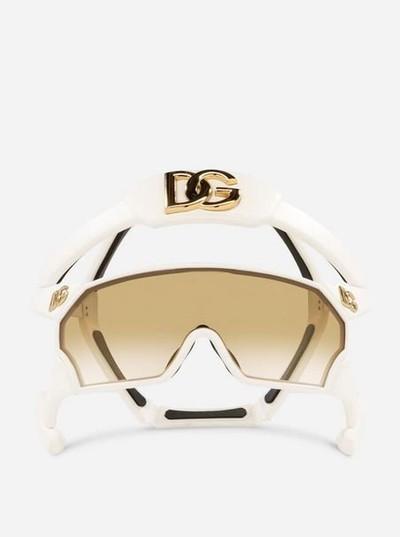 Dolce & Gabbana Sunglasses Next generation mask  Kate&You-ID12685