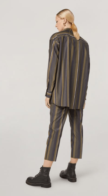 Marni - Pantaloni a vita alta per DONNA online su Kate&You - PAMAO14A02TCY39STV69 K&Y7657