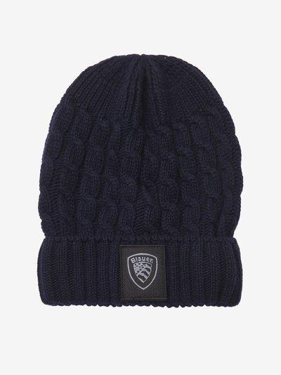 Blauer - Cappelli per UOMO online su Kate&You - 19WBLUA05270-004435 K&Y4087
