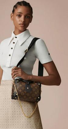 Louis Vuitton Cross Body Bags Petite Malle Souple Kate&You-ID9187