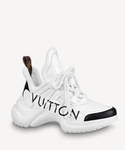 Louis Vuitton Кроссовки ARCHLIGHT Kate&You-ID11255