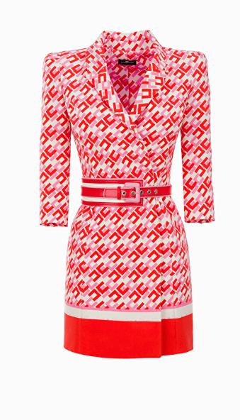 Elisabetta Franchi Short dresses Kate&You-ID7147
