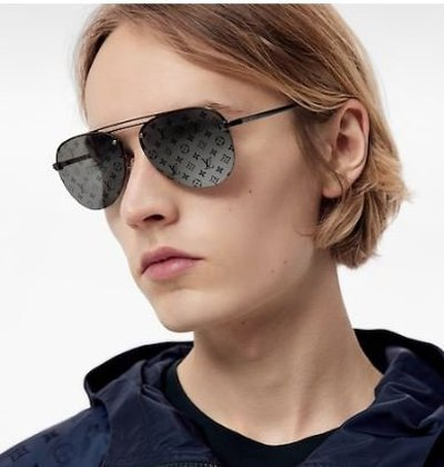 Louis Vuitton - Sunglasses - CLOCKWISE for MEN online on Kate&You - Z1019W K&Y10988