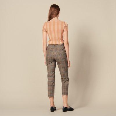 Sandro - Pantalons Droits pour FEMME online sur Kate&You - SFPPA00298 K&Y2137