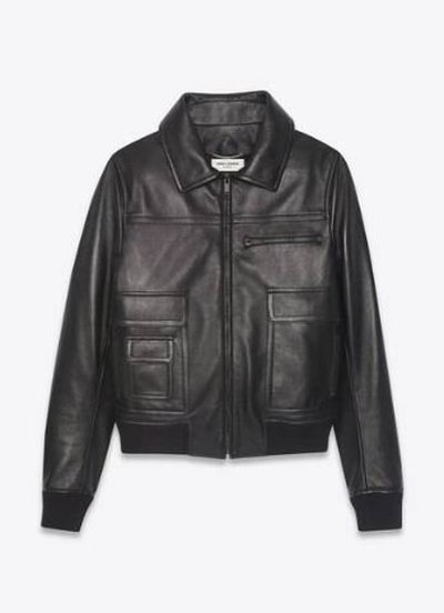 Yves Saint Laurent - Leather Jackets - for MEN online on Kate&You - 644466YCDV21023 K&Y11665
