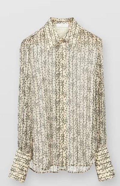 Chloé Shirts CHEMISE FLUIDE Kate&You-ID11177