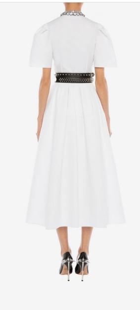 Alexander McQueen - Vestiti a 3/4 per DONNA online su Kate&You - 585995QAAAC9000 K&Y5888