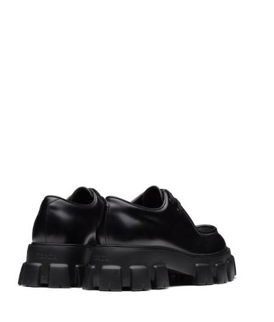 Prada - Lace-Up Shoes - for MEN online on Kate&You - 2EE355_B4L_F0002  K&Y11366