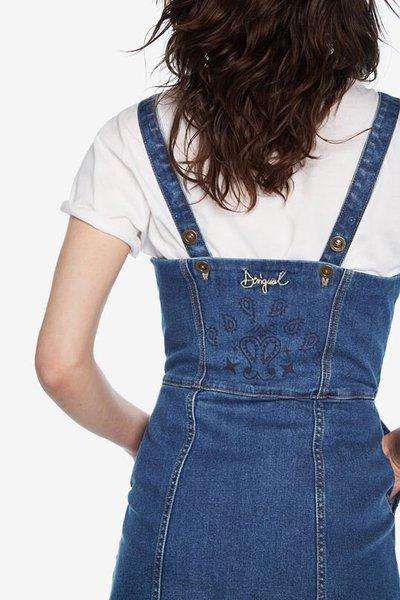 Desigual - Robes Courtes pour FEMME online sur Kate&You - 19WWVD055161 K&Y2584