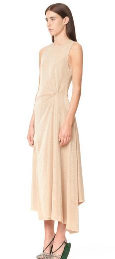 Lanvin - Vestiti lunghi per DONNA online su Kate&You - RW-DR366U-4506-A20081 K&Y9524
