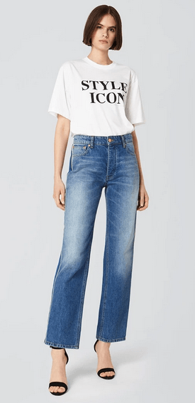 Victoria Beckham - T-shirts - for WOMEN online on Kate&You - K&Y6556