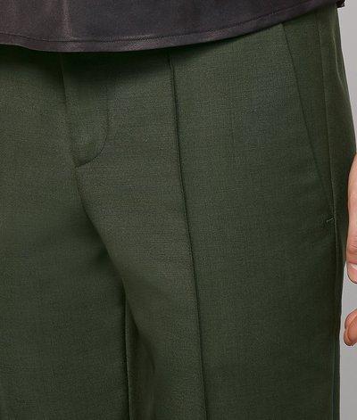 Прямые брюки - Bottega Veneta для ЖЕНЩИН онлайн на Kate&You - 564707VFZX13336 - K&Y2105