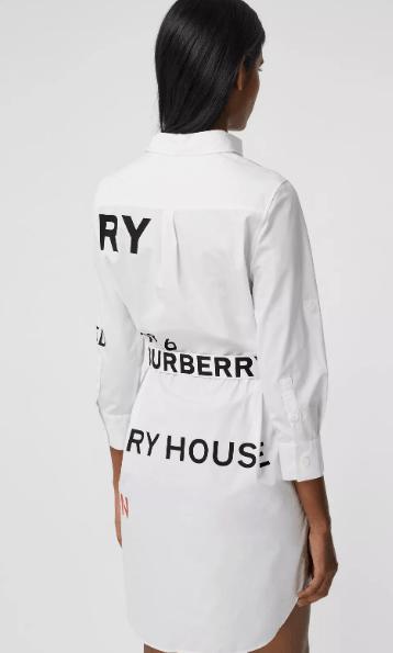 Burberry - Vestiti corti per DONNA online su Kate&You - 80139071 K&Y10598