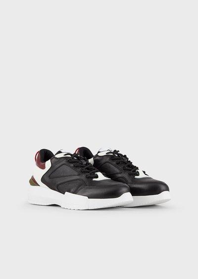 Giorgio Armani Sneakers Kate&You-ID1930