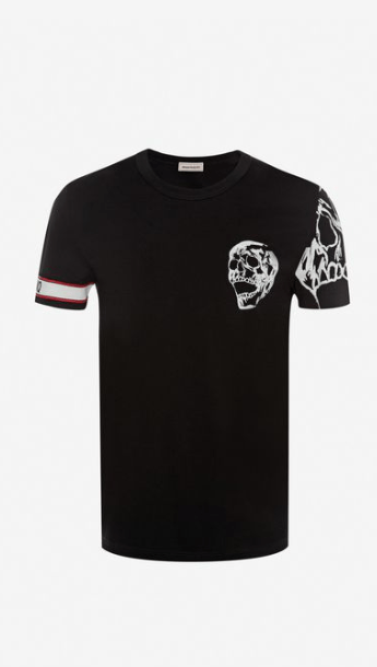 Alexander McQueen T-Shirts & Vests Kate&You-ID7760