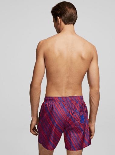Karl Lagerfeld - Beachwear - for MEN online on Kate&You - K20MBM09 K&Y10170