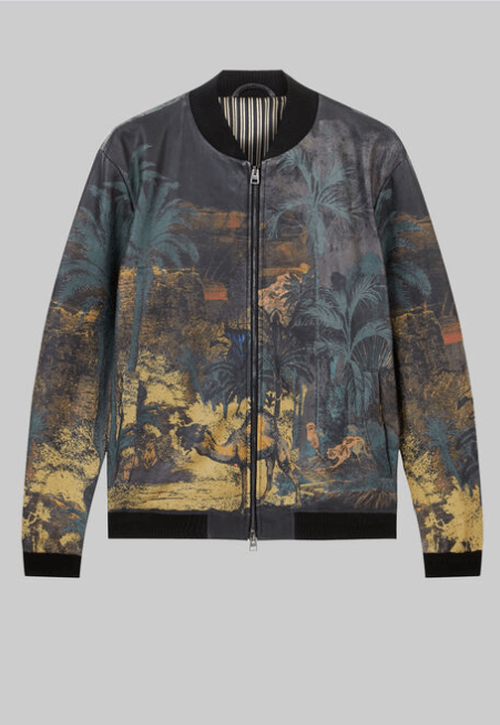 Куртки бомбер - Etro для МУЖЧИН онлайн на Kate&You - 201U1L03090668000 - K&Y7679