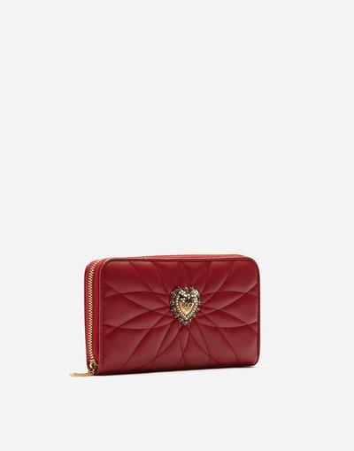 Dolce & Gabbana - Portefeuilles & Pochettes pour FEMME online sur Kate&You - BI0473AV96787124 K&Y2579