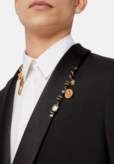 Versace - Blazers - for MEN online on Kate&You - 1001258-1A00897_1B000 K&Y12144