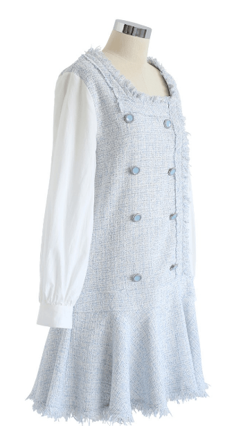 Chicwish - Vestiti corti per DONNA online su Kate&You - D190924018 K&Y7413