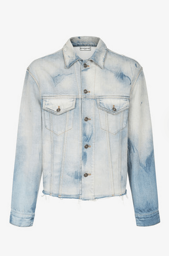 Givenchy Denim Jackets Kate&You-ID8852